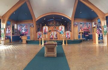 Holy Trinity Nave